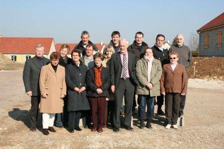 membres du Conseil Municipal